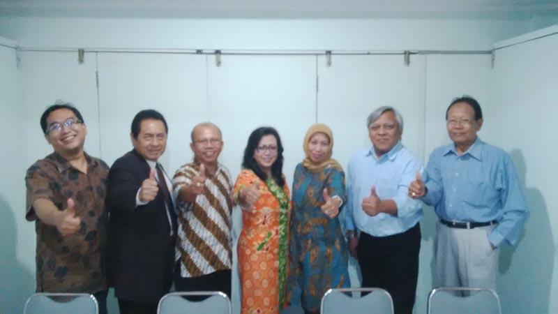 rapat semester 1 2014