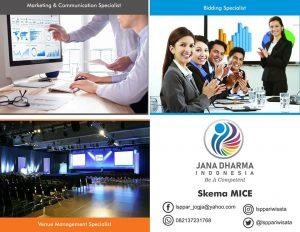 Sertifikasi Kompetensi Bidang MICE