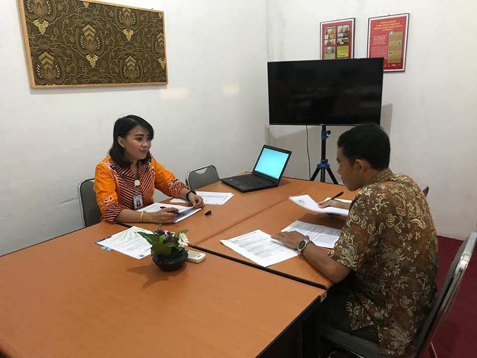 Kegiatan Uji Kompetensi Marketing Communication Specialist (MICE)